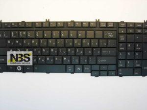Клавиатура для ноутбука Toshiba Satellite A500 A505 L350 L355 L500 L505 L550 F501 P200 (TOP-69764)