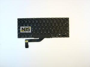 "Клавиатура для ноутбука Mac Book   A1398 EN MC975 MC976 ME664 ME665 enter""плоский"""