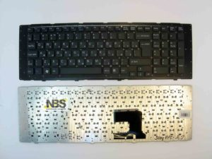 Клавиатура для ноутбука Sony VPC-EJ RU без рамки