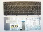 Клавиатура для ноутбука Lenovo Z470 Violet RU Z475 Z370