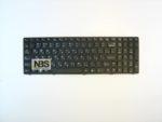 Клавиатура для ноутбука Lenovo Y570 черная RU