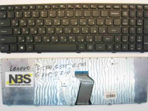 Клавиатура для ноутбука Lenovo G500 G505 G510 G710 G700 RU/EN