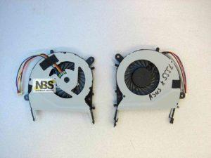 Вентилятор Asus X555L X554L K455 X455LD X455CC A455 A455L