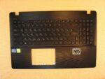 Клавиатура для ноутбука Б/У Asus X552+С корпус черный RU/EN