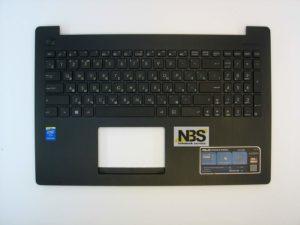 Клавиатура для ноутбука Asus X553M+C  F553 корпус черная RU/EN