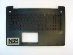 Клавиатура для ноутбука Asus G550+С корпус черный