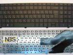 Клавиатура для ноутбука HP Pavilion G72 RU Compaq Presario CQ72 Series. Черная