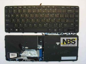 Клавиатура для ноутбука HP Probook 640 G2 +LED