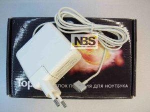 "Блок питания (TOP-AP203) Apple 60W 16.5V-3.65A MacBook Pro13"" MagSafe 2"