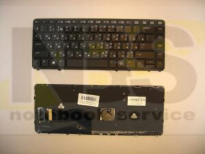 Клавиатура для ноутбука HP EliteBook-840-G2 840 G1 RU 850 G1+ LED + TP