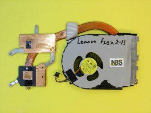 Вентилятор Lenovo IdeaPad Flex 2 15 p/n: 5B20G36235