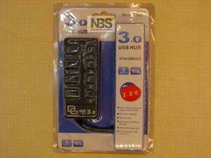 USB Hub 3.0  4 Port Model: 303