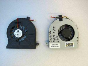 Вентилятор Б/У Toshiba C650 C655 L650 L655