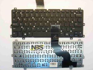 Клавиатура для ноутбука Dell Inspiron 11 EN 3137 3152 3157 BLACK