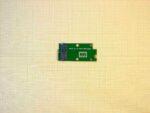 Плата-адаптер для установки mSATA SSD в Lenovo X1 Carbon  26 Pin Adapter as SD5SG2