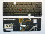 Клавиатура для ноутбука Lenovo X1 Carbon 2014 Gen2 Черная SN8330BL EN
