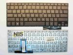 Клавиатура для ноутбука Asus UX31E Zenbook RU черная Enter плоский LED Ready