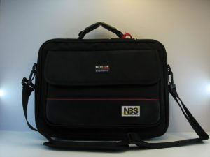 """Сумка для ноутбука  14"""" NotebookPlus (черная) 421430"""