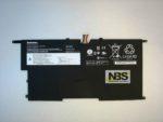 Аккумулятор Lenovo ThinkPad 45N1700 45N1701 45N1702  X1 Carbon Gen 2 (20A7/20A8) 14 14.8V