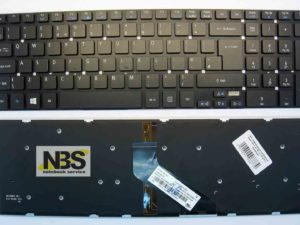 Клавиатура для ноутбука Acer Aspire  Nitro vn7-791 vn7-791g EN с подсветкой