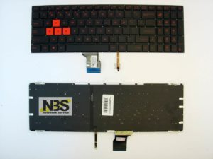 Клавиатура для ноутбука Asus FX502 FX502V EN с подсветкой