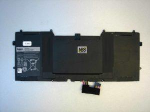 Аккумулятор Dell  XPS 12 XPS 13 XPS 13-l321x XPS 13-l322x  XPS L321x C4K9V 13-9333  7.4V 55WH