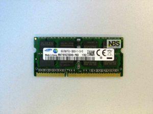 SO-DIMM DDR3L 8GB 12800/1600 Samsung 1.35V