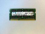 SO-DIMM DDR3 8GB 12800/1600 Samsung 1.5v