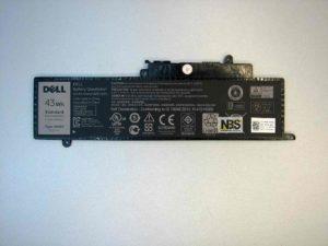 Аккумулятор Dell GK5KY Inspiron 11 (3147 / 3148) / 13 (7347 / 7348 / 7352)  11.1V 43Wh 3800mAh