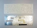 Клавиатура для ноутбука Sony VPC-EL Series RU White с рамкой