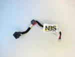 Разъем питания Б/У Toshiba Satellite C650 C650D C655 С655D 6017B0258101