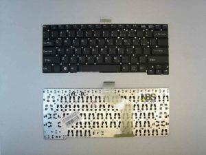 Клавиатура для ноутбука Sony Vaio SVT1311M1RS SVT13 SVT131 SVT14 SVT141 SVT1311X1R  SVT1311Z9R EN