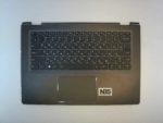 Клавиатура для ноутбука Lenovo Yoga 510-14ast + C cover с подсветкой тачпадом