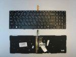 Клавиатура для ноутбука Acer Aspire V15 NITRO VN7-591G V5-573 RU +LED enter плоский NSK-R91BQ