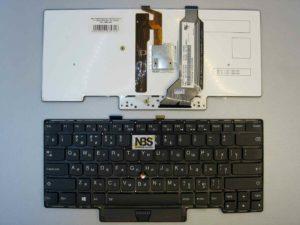 Клавиатура для ноутбука Lenovo X1 Carbon 2013 Gen1 RU Черная 102-11M23LHA01
