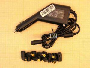 Универсальный CAR DC Adapter  90W Адаптер в прикуриватель авто 15v-20v