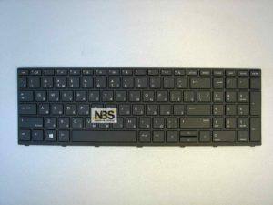 Клавиатура для ноутбука Hp Probook 450 G5 455 G5 470 G5 RU с рамкой
