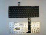Клавиатура для ноутбука Asus X401 черная RU/EN