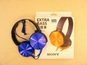 Sony MDR-XB450AP проводный