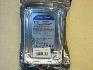 "Жесткий диск WD 1Tb 6Gb/s 7200rpm SATA  3.5"""