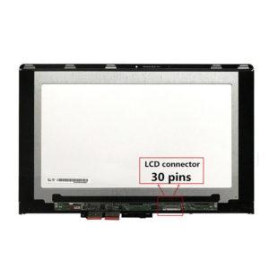 "Экран eDP Lenovo Yoga 710-14ISK/-14IKB 14"" FHD LCD IPS LED Touch NV140FHM-N4B (1920x1080)Slim 30pin"