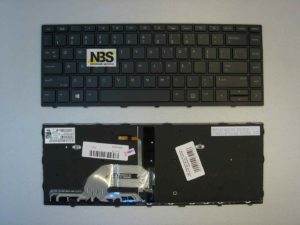 Клавиатура для ноутбука Hp Probook 440 G5+ Led подсветка