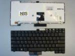 Клавиатура для ноутбука Dell Latitude E5510/ E5500/ E5410/ E5400 +Led подсветка+TP enter flat