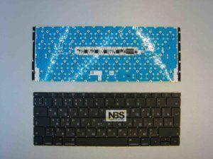 "Клавиатура для ноутбука Mac Book Pro model:A1534 EN enter ""7"" RU/EN"