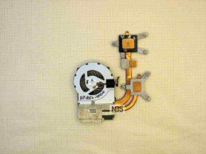 Вентилятор Б/У HP DV7-4000 с медью