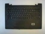 Клавиатура для ноутбука Б\У lenovo Ideapad 110-15 + C корпус + тачпад RU