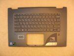 Клавиатура для ноутбука Б\У lenovo Yoga 720-15 + C корпус RU\EN с подсветкой серая