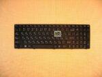 Клавиатура для ноутбука Lenovo Б/У G580 RU G580A B580 B580A G585 G585A G780 Z580 Z580A Z585 Black