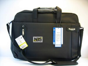 "Сумка для ноутбука  17.3"" Zhaocaique N958 (черная)"