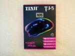 TINJI TJ-5  проводная оптическая USB